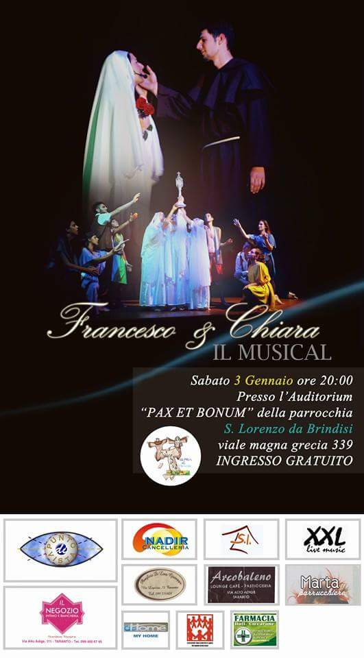 spettacolo MUSICAL 2015